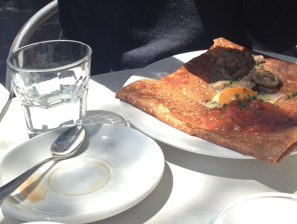 The Best Crepes in Melbourne Fitzroy  Australia