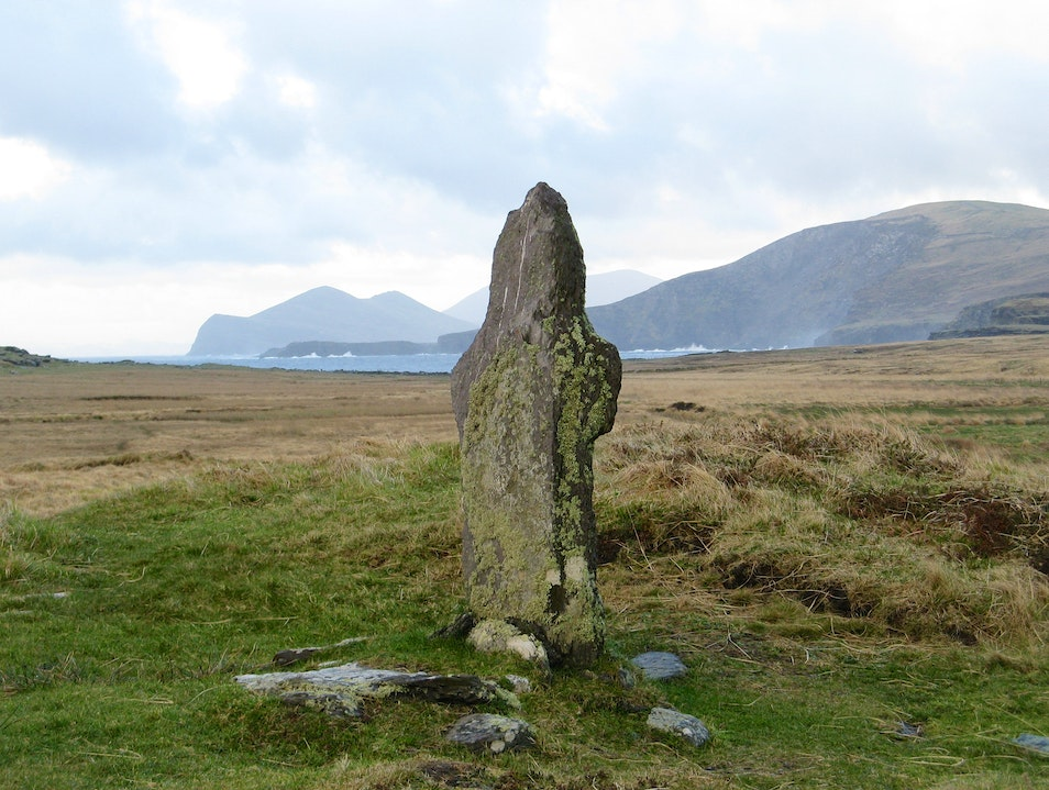 Prehistoric mysteries and monuments Kerry  Ireland