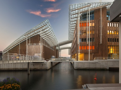 Astrup Fearnley Museum Oslo  Norway
