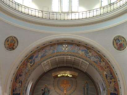 The National Shrine of St. Elizabeth Ann Seton Emmitsburg Maryland United States
