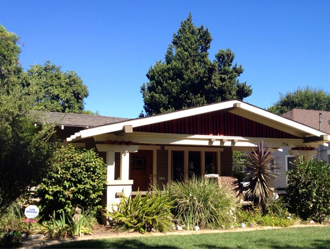 Heavenly Bungalows in Pasadena