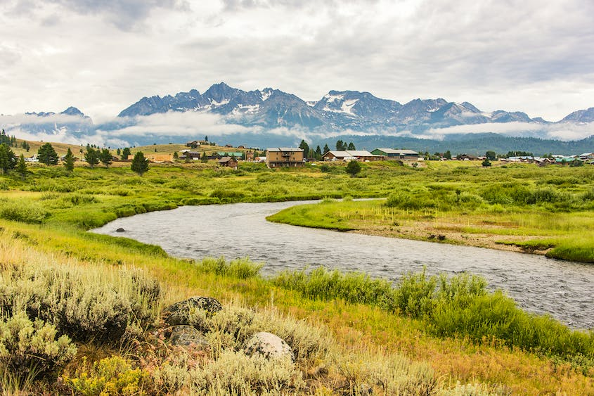 Idaho's Ponderosa Pine Scenic Byway Is the Road Trip You