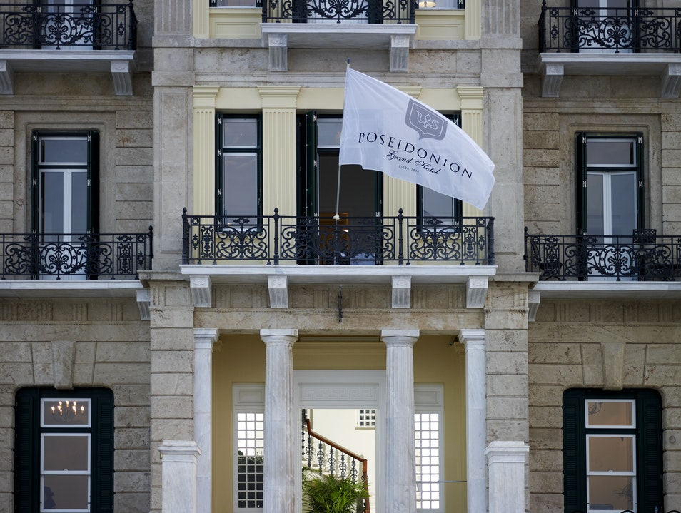 The Poseidonion Grand, Spetses Spetses  Greece