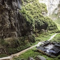 Wulong Karst Geological Park Chongqing  China