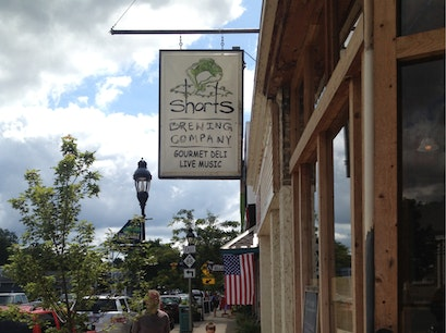 Short's Brewing Company Bellaire Michigan United States