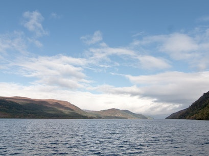 Cruise Loch Ness Abriachan  United Kingdom