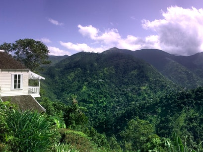 Strawberry Hill   Jamaica