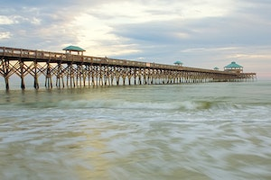 Folly Beach Pier