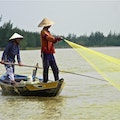 Hoi An river tours tp. Hội An  Vietnam