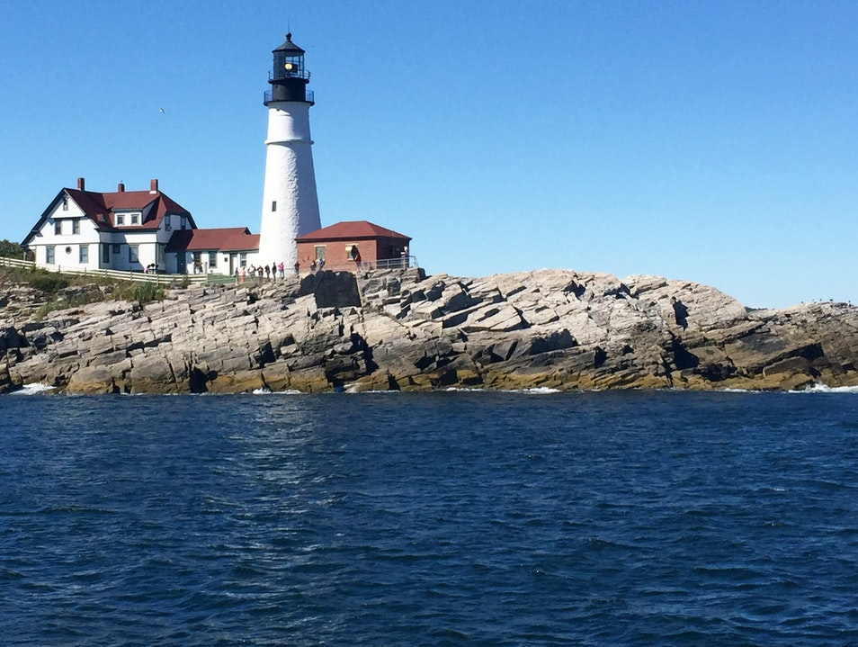 Boat Tours around Portland, Maine Portland Maine United States