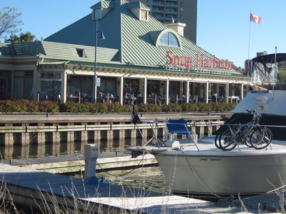 Snug Harbour Seafood Bar And Grill Mississauga  Canada