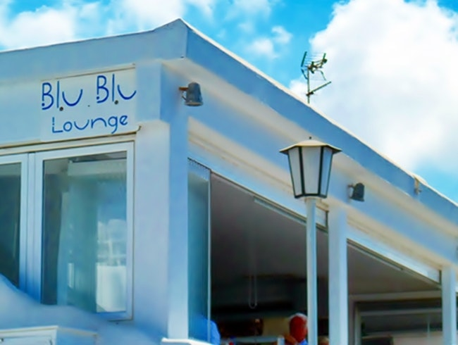 Blu - blu Lounge Cafe Bar | Restaurant