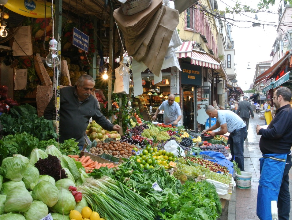 Eating Our Way Through Istanbul