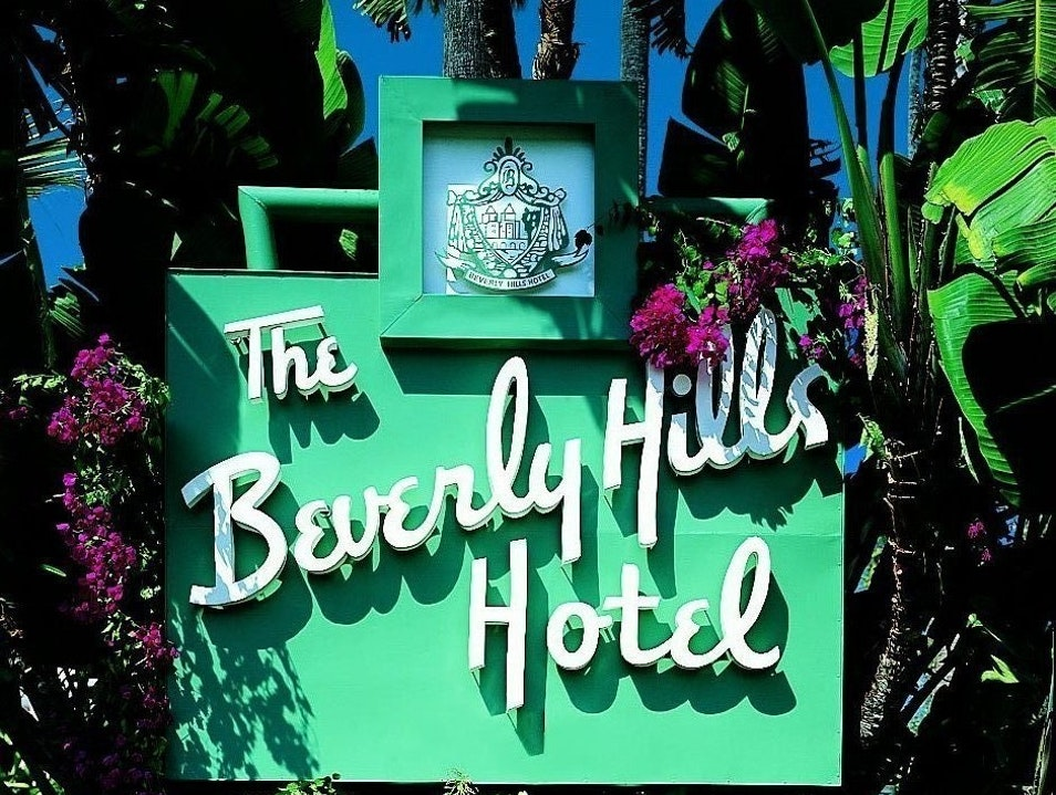 Beverly Hills Hotel and Bungalows