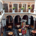 Hotel Patio Andaluz Quito  Ecuador