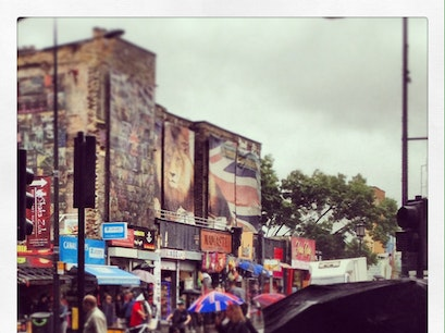 Camden Town London  United Kingdom
