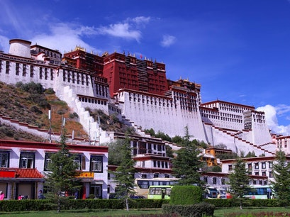 Potala Palace Lasa  China