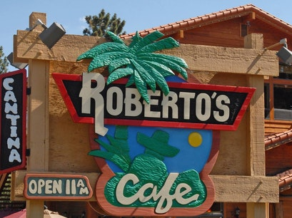 Roberto's Mexican Cafe Mammoth Lakes California United States