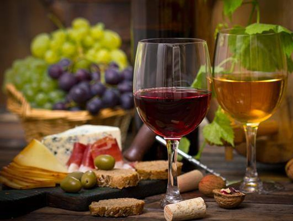 Flights at Su Vino Winery Grapevine Texas United States