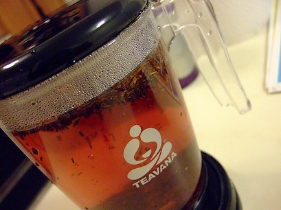 Teavana Tea Store Reston Virginia United States