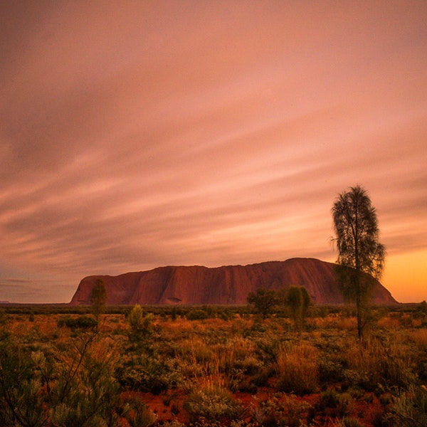 In Love with the Outback: Australia's Northern Territory