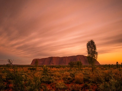 Uluru (Ayers Rock) Petermann  Australia
