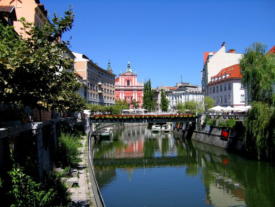 Summer is here Ljubljana  Slovenia