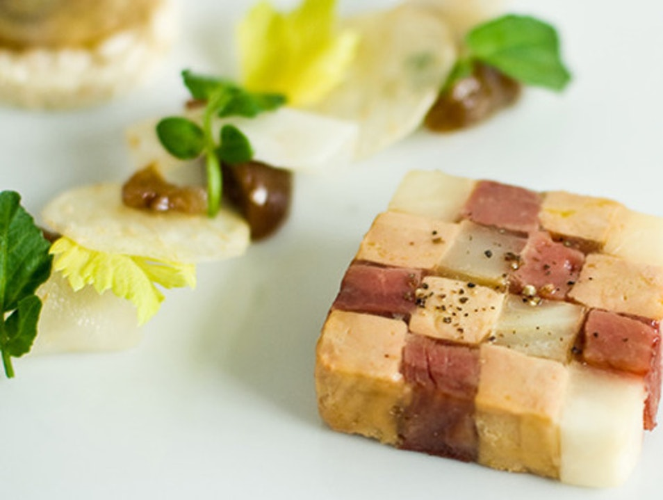 Terrines at Daniel New York New York United States