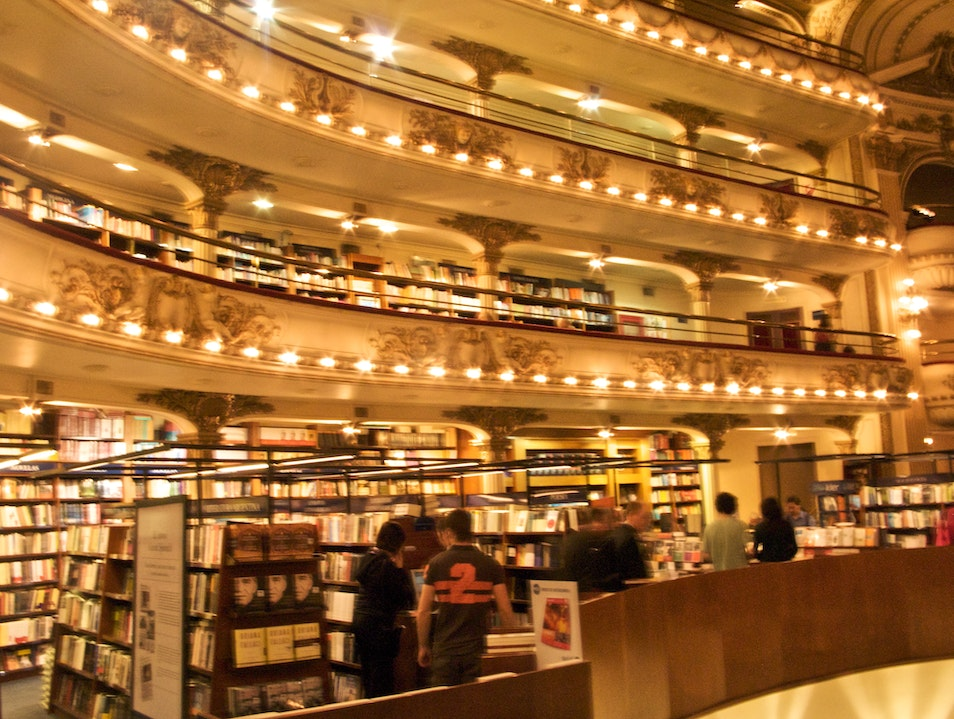Best Book Store in Buenos Aires