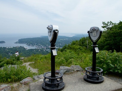 Mt Battie Camden Maine United States