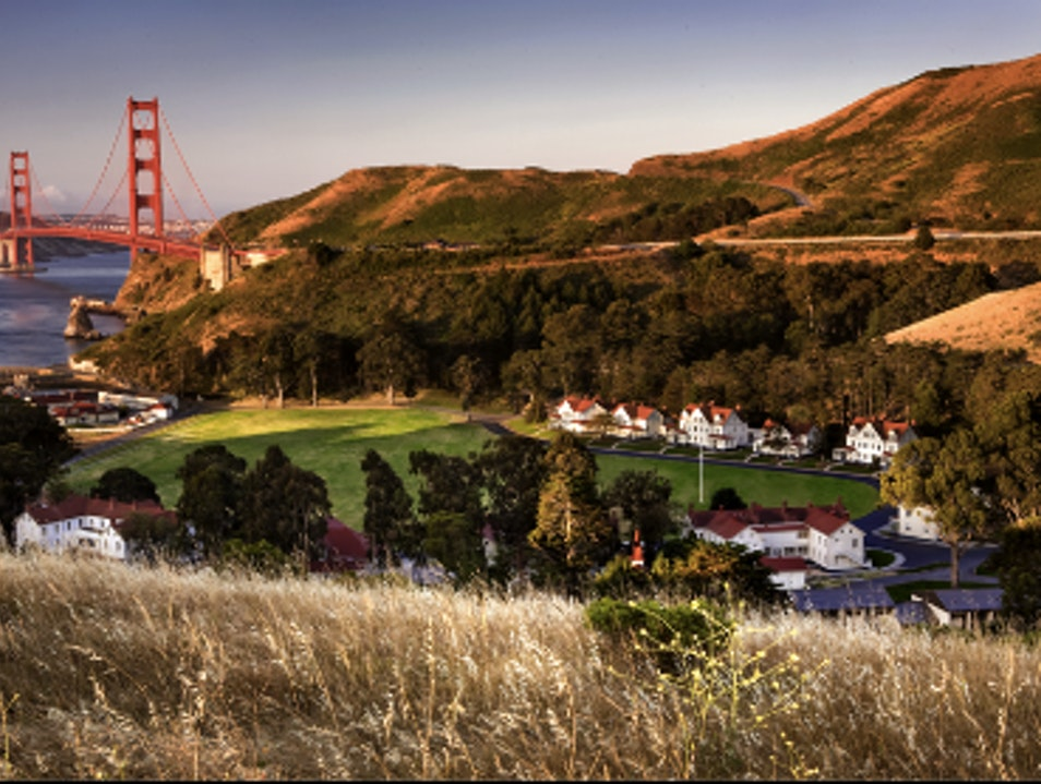 Cavallo Point Lodge: Picture Perfect No Matter Where You Look San Francisco California United States