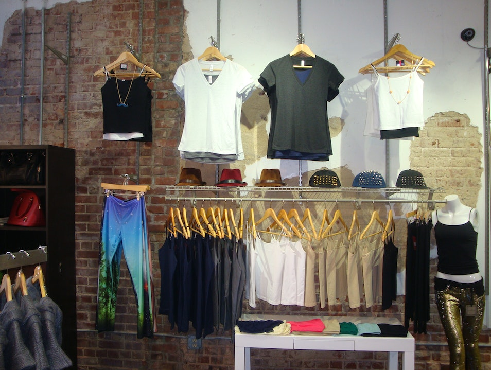 Clothing Statements in South Main