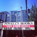 Powell's City of Books Portland Oregon United States