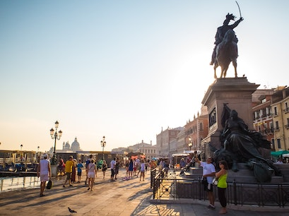 The Victor Emmanuel II Monument Venice  Italy
