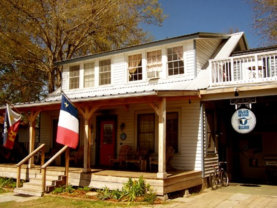 Crazy Live-Music Bar Doubles as a Hostel Lafayette Louisiana United States