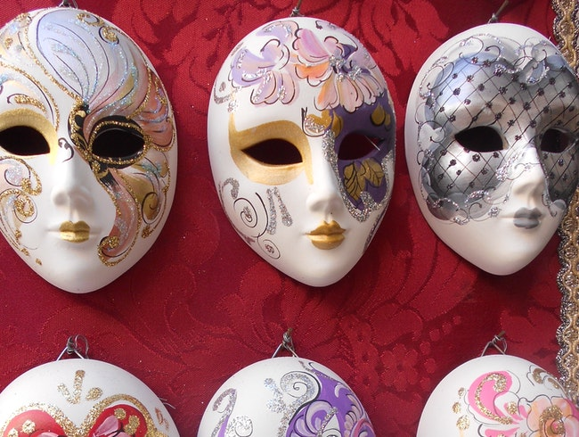 Magical Masks