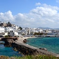 Naxos Island Naxos Island National Airport  Greece