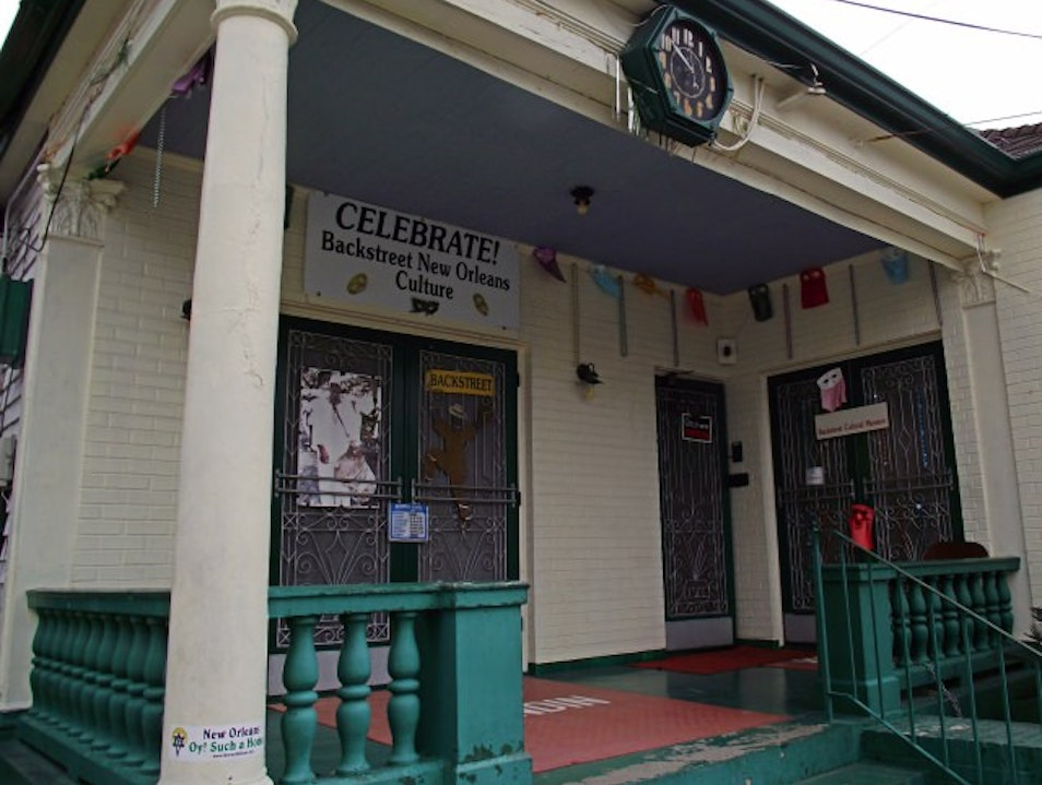 Visiting the Backstreet Cultural Museum in New Orleans New Orleans Louisiana United States