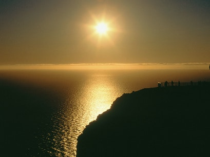 Midnight Sun Nordkapp  Norway