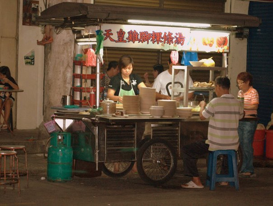 Best Chicken Feet in Penang? George Town  Malaysia