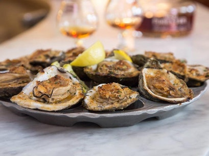 Eat Oysters by the Dozen at the New Orleans Oyster Festival New Orleans Louisiana United States