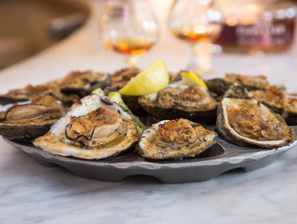 Eat Oysters by the Dozen at the New Orleans Oyster Festival