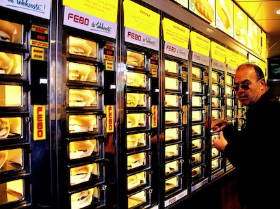Febo Amsterdam  The Netherlands