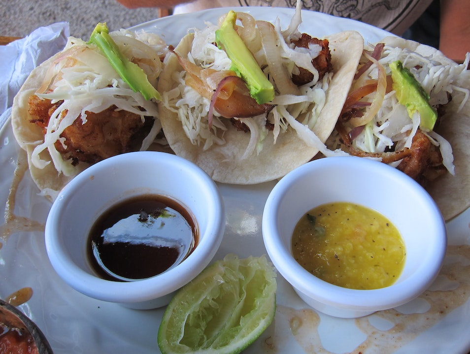 Best Fish Tacos on Earth....