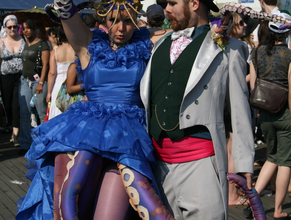 Celebrate Summer at the Coney Island Mermaid Parade