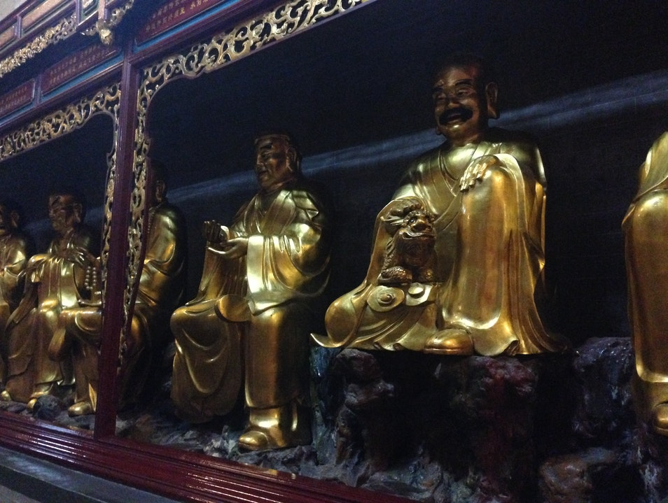 Buddhism at its Most Lavish--and Fun Guangzhou  China