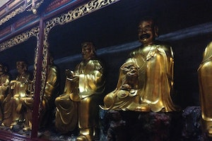 Hualin Buddhist Temple
