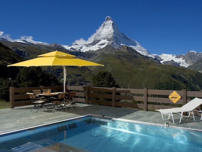 Railway Hotels: Riffelalp Resort 2222m, Zermatt, Switzerland