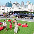 City Farmers' Market Auckland  New Zealand