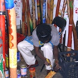 Aboriginal Art Studio